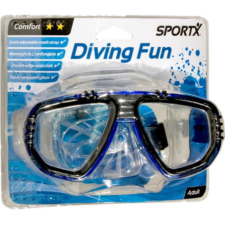 SportX Adult duikbril