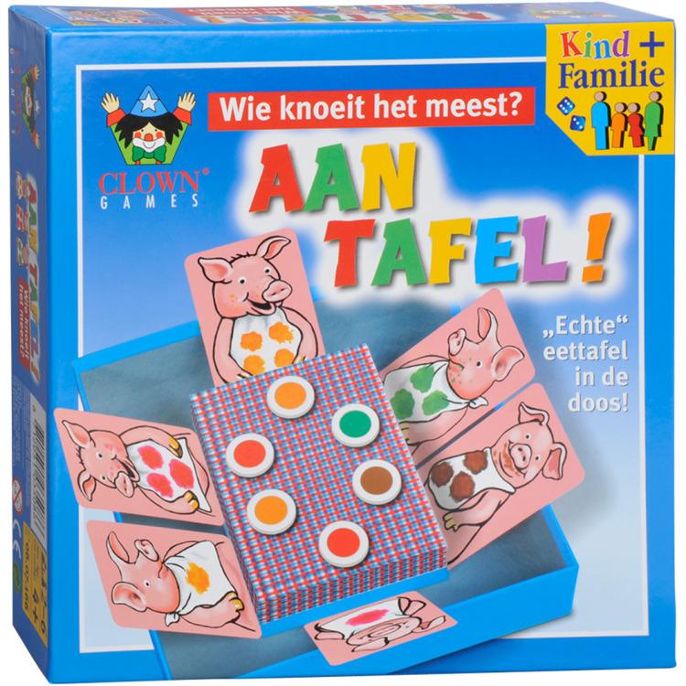 Image of Aan Tafel!
