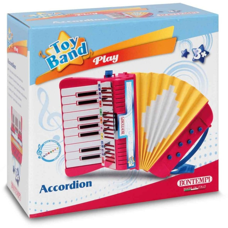 Accordeon 17 toetsen