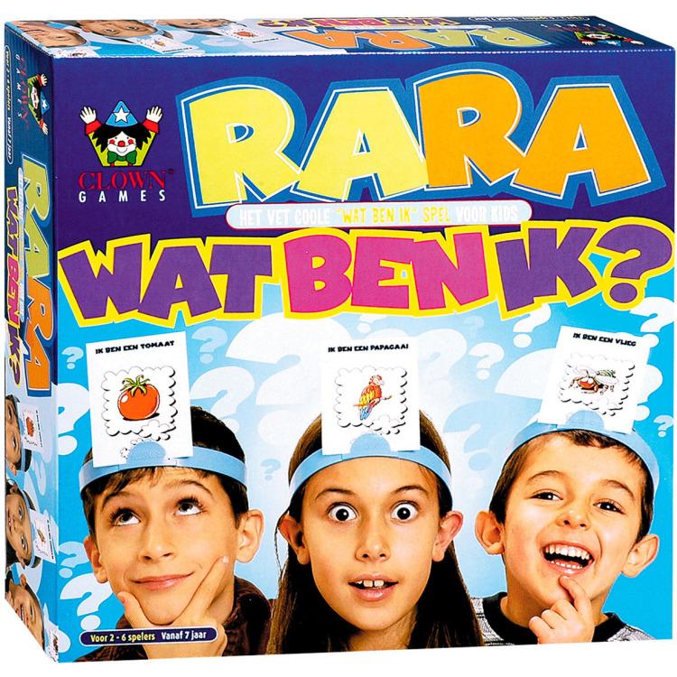 Image of Clown Rara Wat Ben Ik? Junior