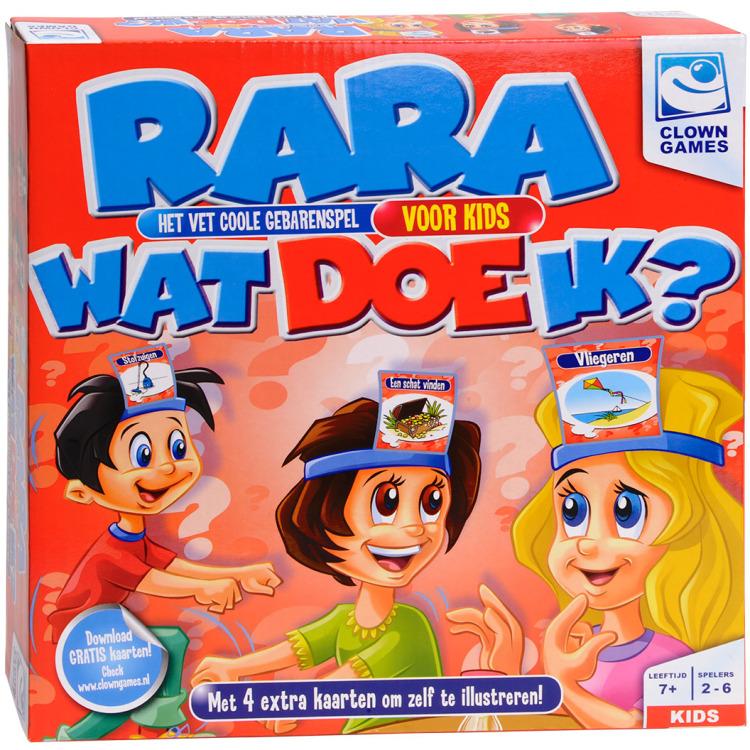 Image of Clown Rara Wat Doe Ik?