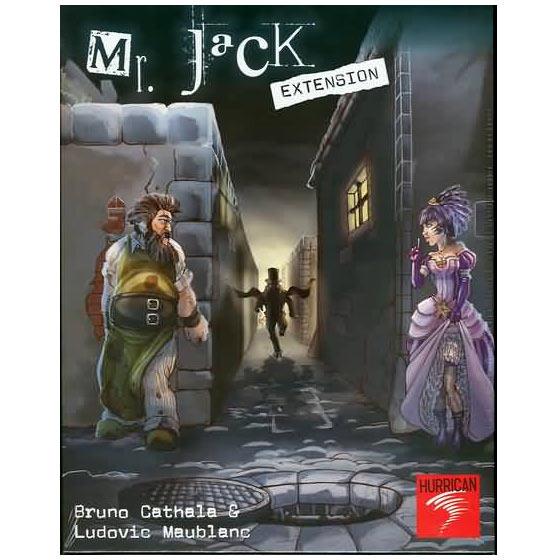 Mr. Jack - Uitbreiding