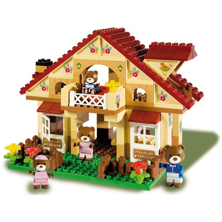 Image of Maximilian Families Unico Huis 155dlg.