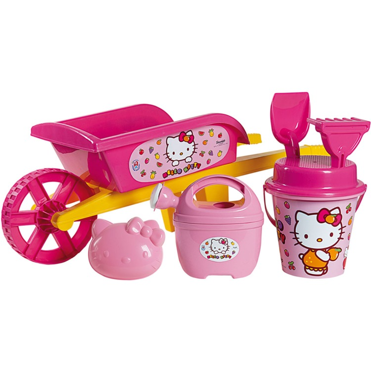 Image of Hello Kitty Kruiwagenset