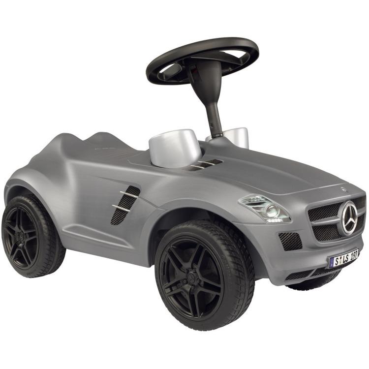 Image of - Bobby-Benz Mercedes - Grijs