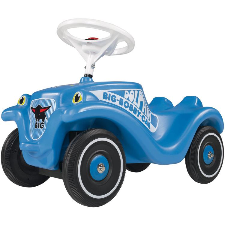 Bobby Car Classic Dolfijn Loopauto