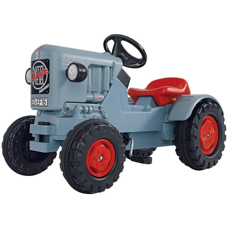 Image of Big EICHER ED 16 DIESEL 800056565 BIG-Eicher Diesel ED 16 tractor Leeftijdsklasse: vanaf 3 jaar
