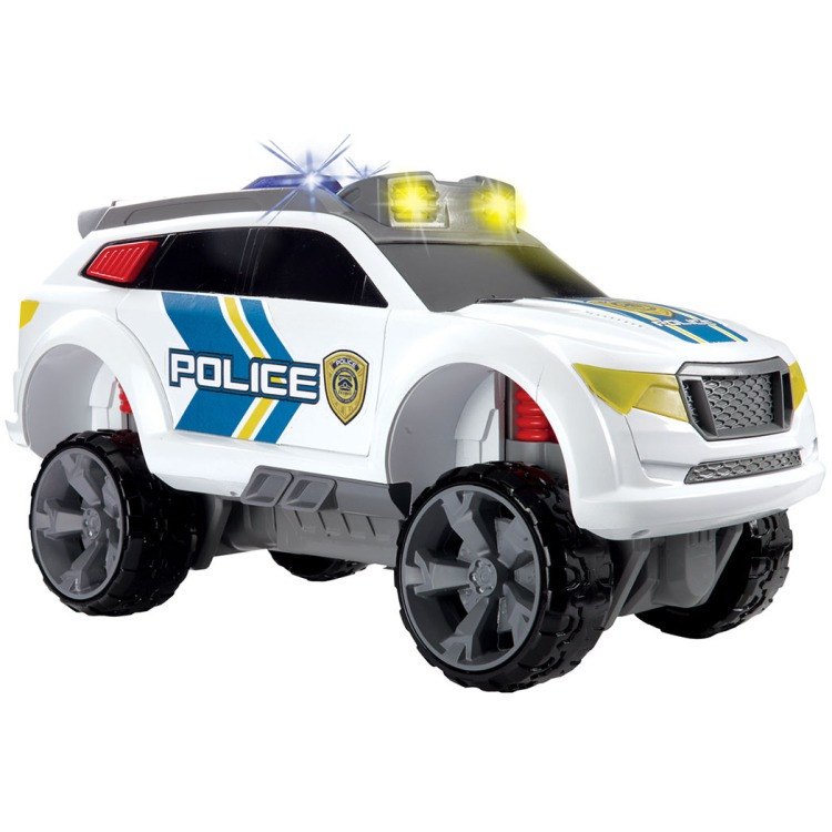 Politieauto Interceptor