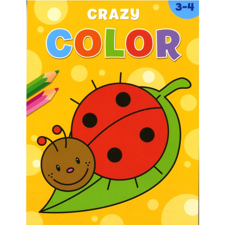 Image of Crazy Color 3 - 4 Jaar