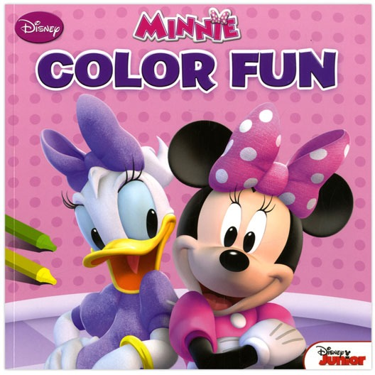 Image of Disney Minnie Color Fun