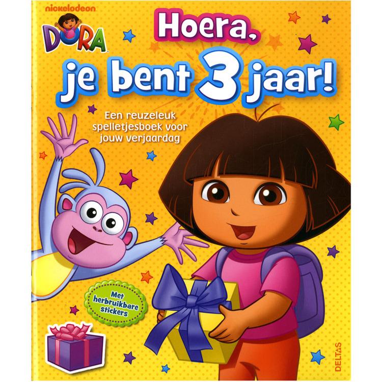 Image of Dora Hoera, Je Bent 3 Jaar!
