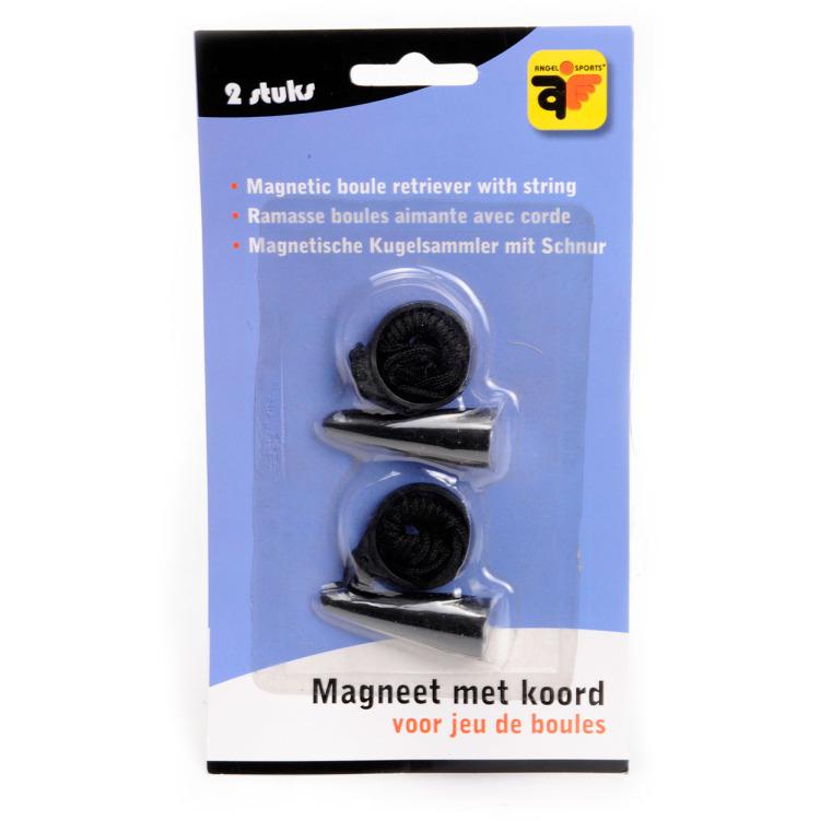 Magneet met Koord voor Jeu de Boules