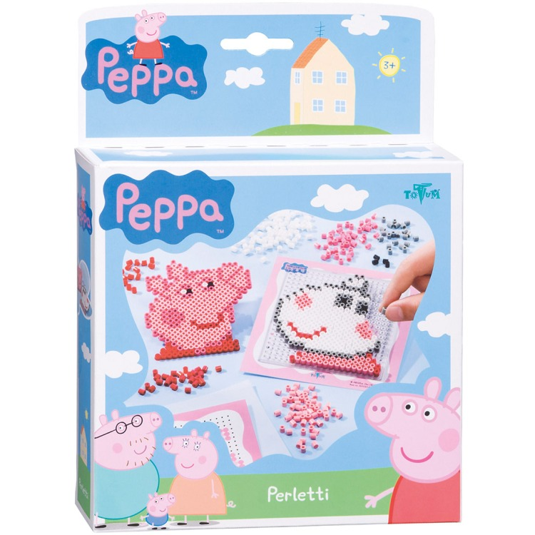 Peppa Strijkkralen set