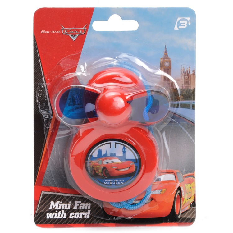 Image of Cars Mini Ventilator