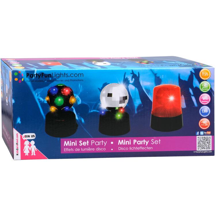 PartyFunLights Mini Starter Set