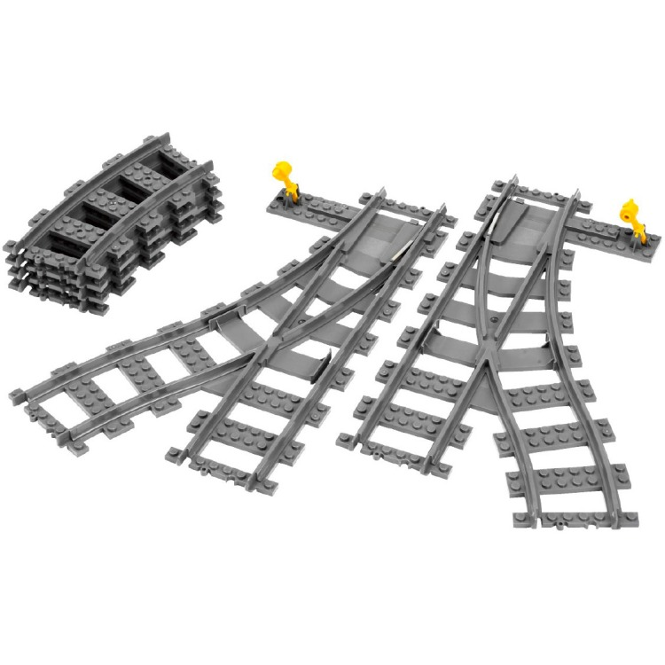 Wissels (7895), LEGO, 'LEGO City'