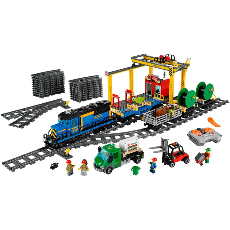LEGO® CITY Vrachttrein (60052)
