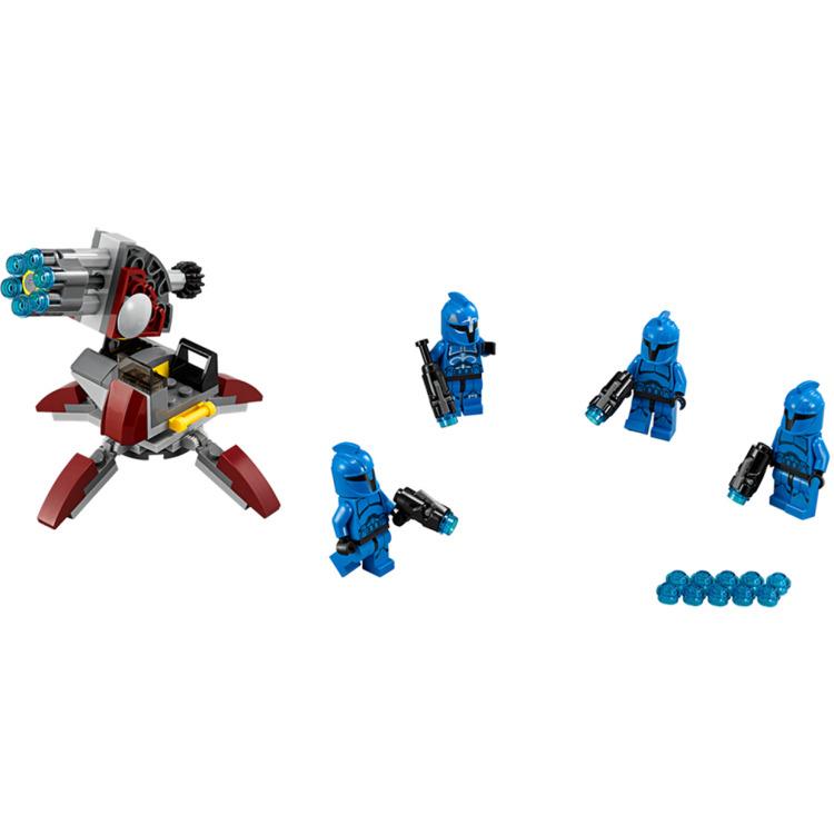 LEGO Star Wars Senate Comando Troopers 75088