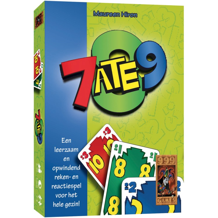 Image of 7 Ate 9