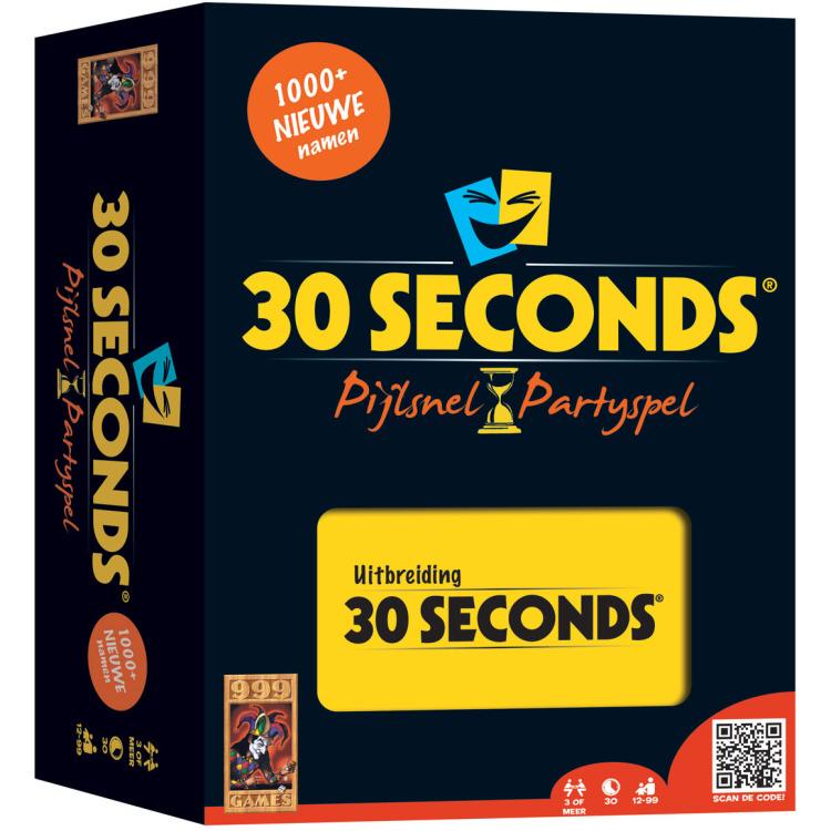 Image of 30 Seconds - Uitbreiding