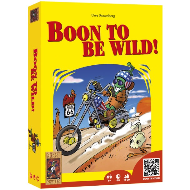 Image of Boonanza - Boon to Be Wild