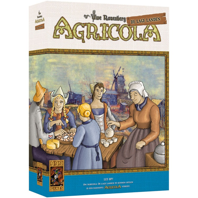 Image of Agricola van de Lage Landen
