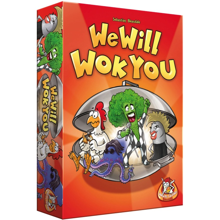 We Will Wock You - Gezelschapsspel