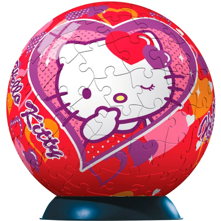Ravensburger 3D Puzzelbal Hello Kitty