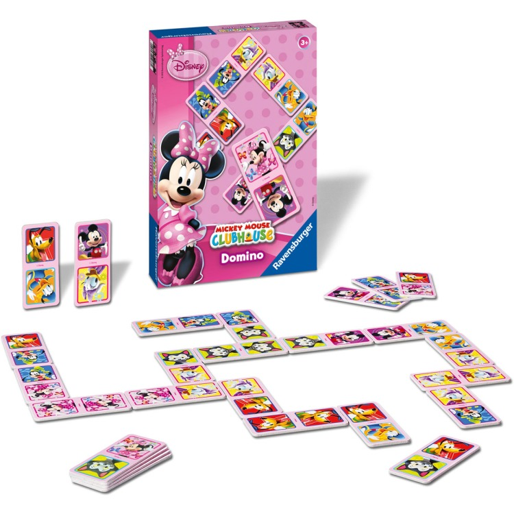 Disney Minnie Mouse Domino