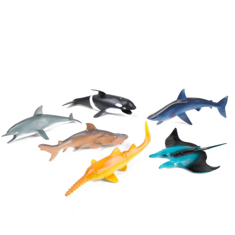 Image of Oceaan Dieren, 6st