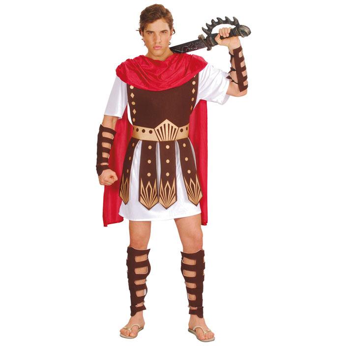 Image of Gladiator Volwassenkostuum, Maat M/L