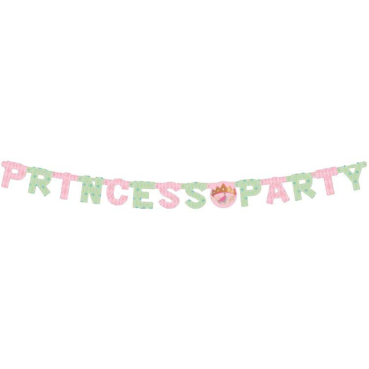 Princess 'Happy Birthday' Letterslinger