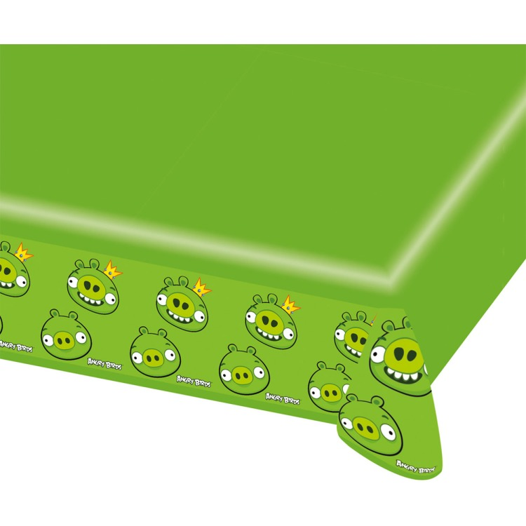 Image of Angry Birds Tafelkleed, 120 X 180 Cm