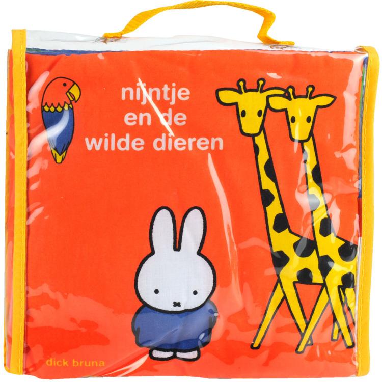 Image of Nijntje Stoffen Pop-up Boek