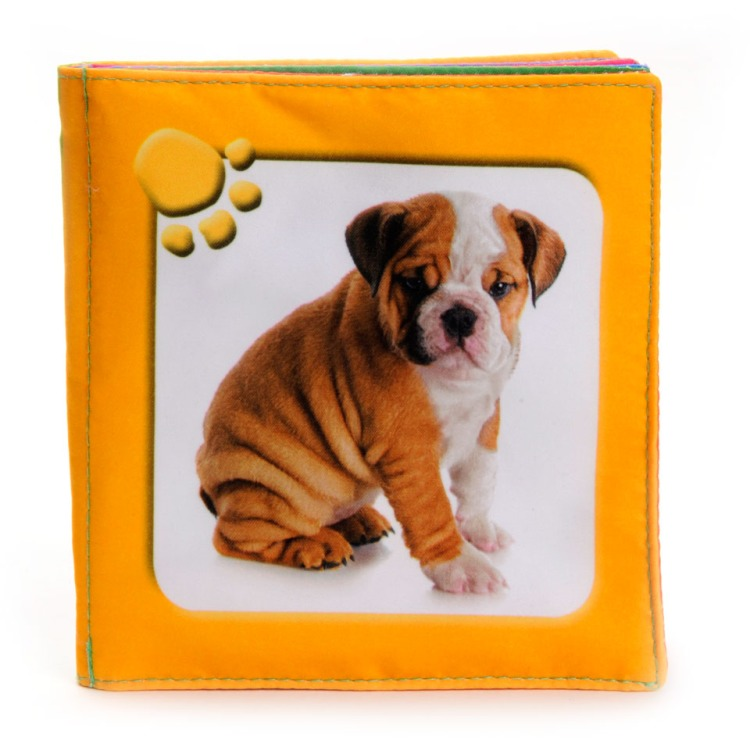 Image of Knisperboekje Babydieren