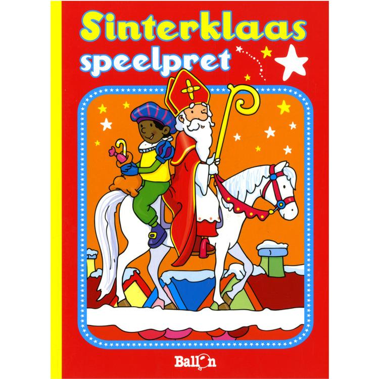 Image of Sinterklaas Speelpret