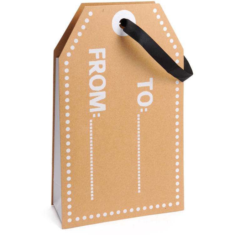 Image of Cadeau Verpakking Label