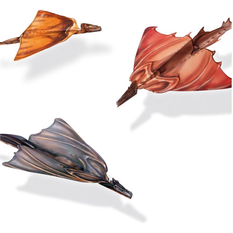 SES Vliegende draken vouwen