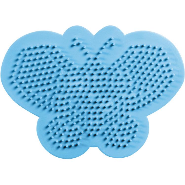 SES Strijkkralenbord vlinder
