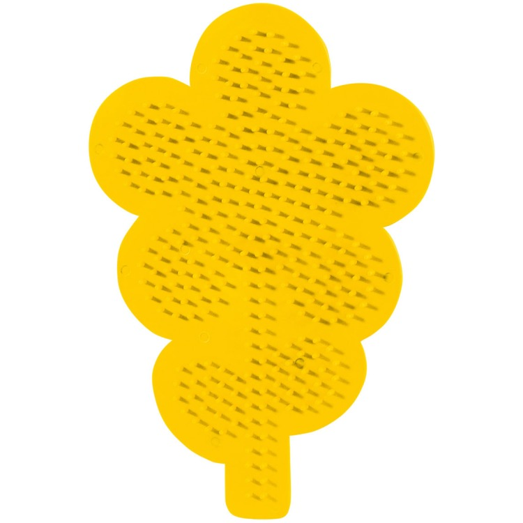 SES Strijkkralenbord bloem