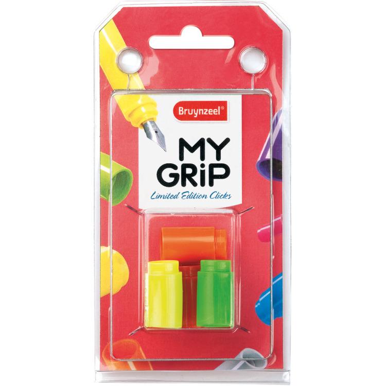 Image of My Grip Limited Edition Clicks, 3 Stuks