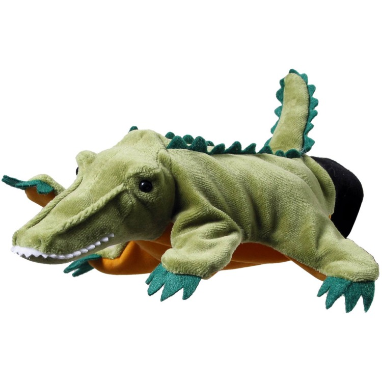Beleduc Handpop Krokodil