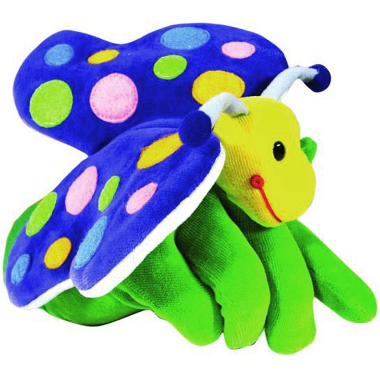 Image of Handpop Vlinder