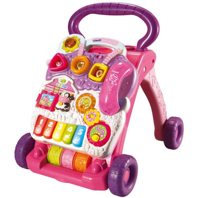 Baby Walker Roze Vtech kopen