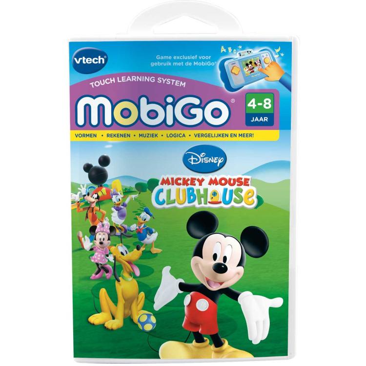 VTech MobiGo Game - Mickey Mouse Clubhouse