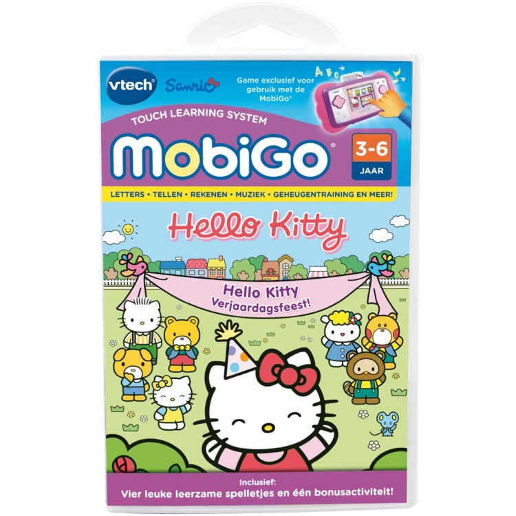 Vtech Mobigo game Hello Kitty
