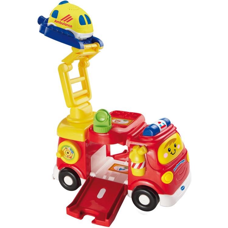 Image of Toet Toet Autos Brandweerwagen