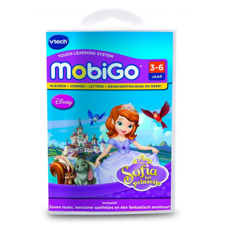 Vtech Mobigo Sofia het Prinsesje