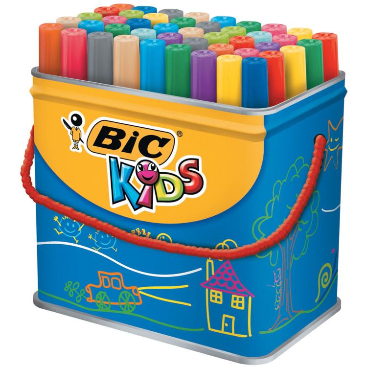 Image of BIC Kids Visacolor XL, 48st.