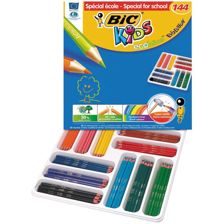 Image of BIC Kids ECOlutions Evolution, 144st.